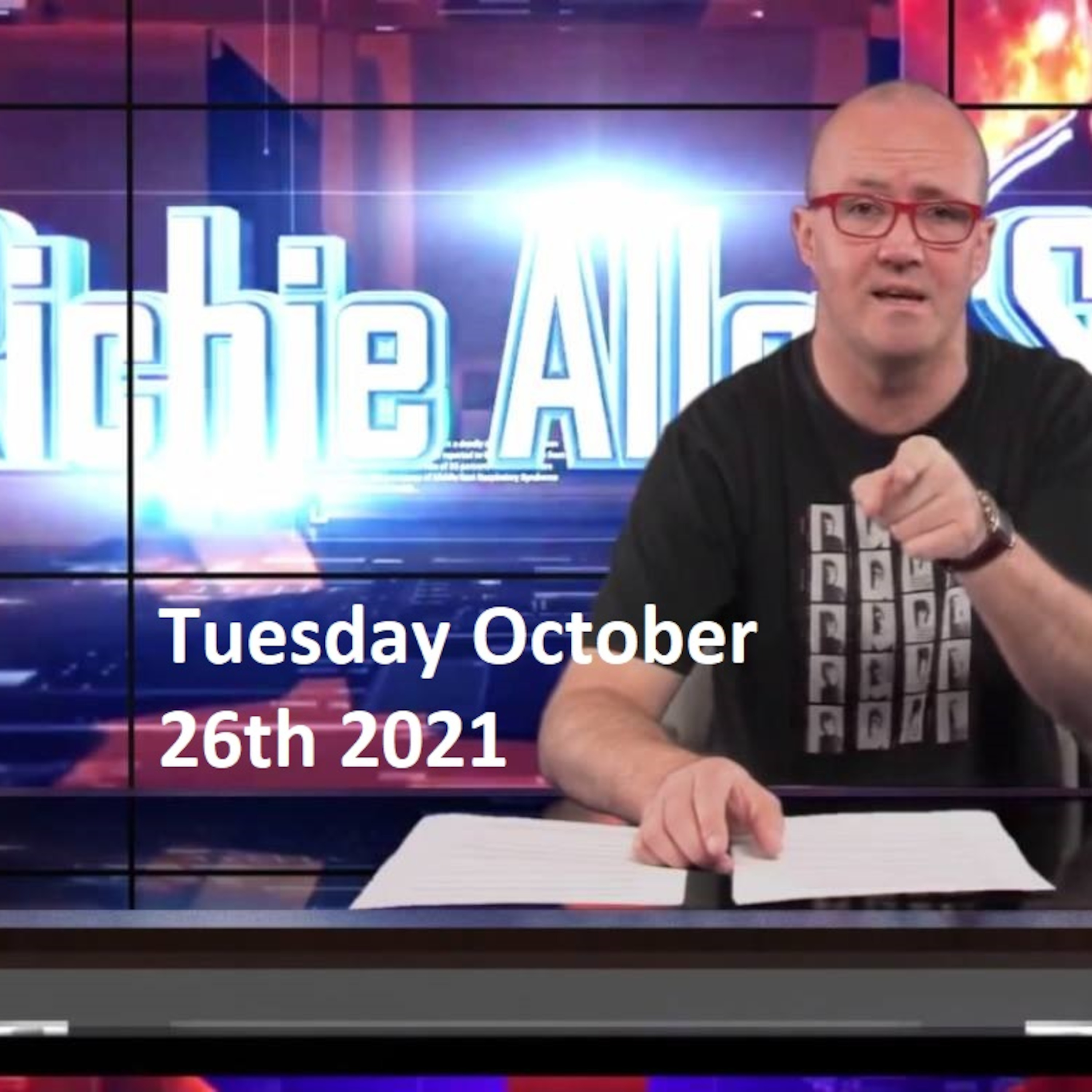 Episode 1354: The Richie Allen Show Tuesday October 26th 2021