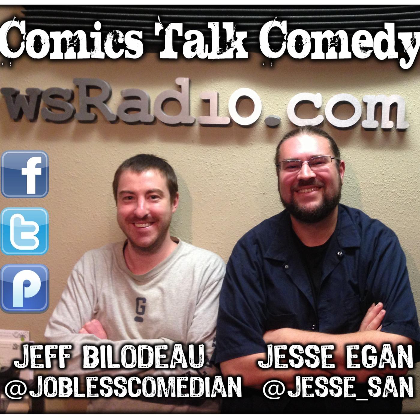 Comics Talk Comedy