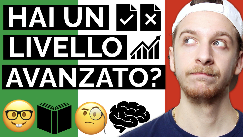 Episode 441: Scopri se sei FLUENTE in ITALIANO   Imparare l'Italiano