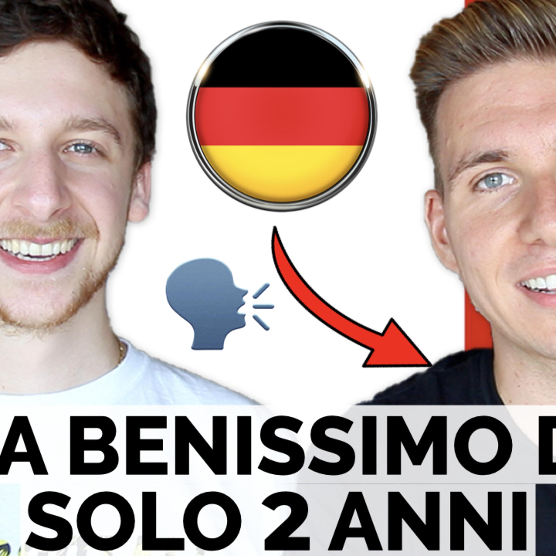 Episode 448: Parla BENISSIMO l'Italiano Dopo Solo 2 Anni   Imparare l'Italiano