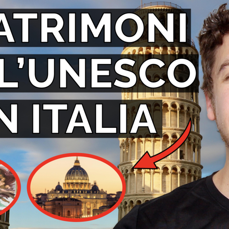 Episode 453: 7 Straordinari Patrimoni Dell'UNESCO in Italia   Imparare l'Italiano