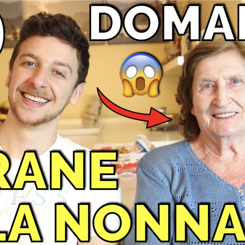 Episode 457: Sorprendo Nonna Elide Con Queste Domande   Imparare l'Italiano