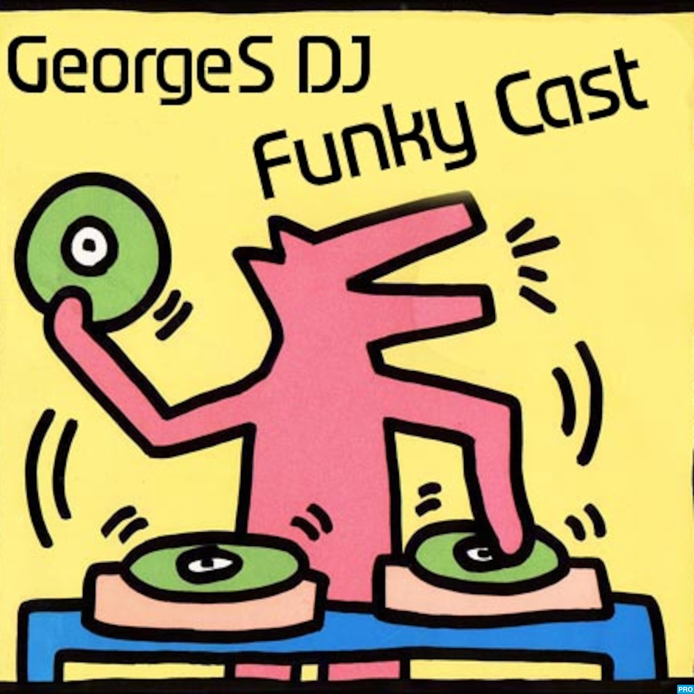 GeorgeS DJ  - Funky Cast