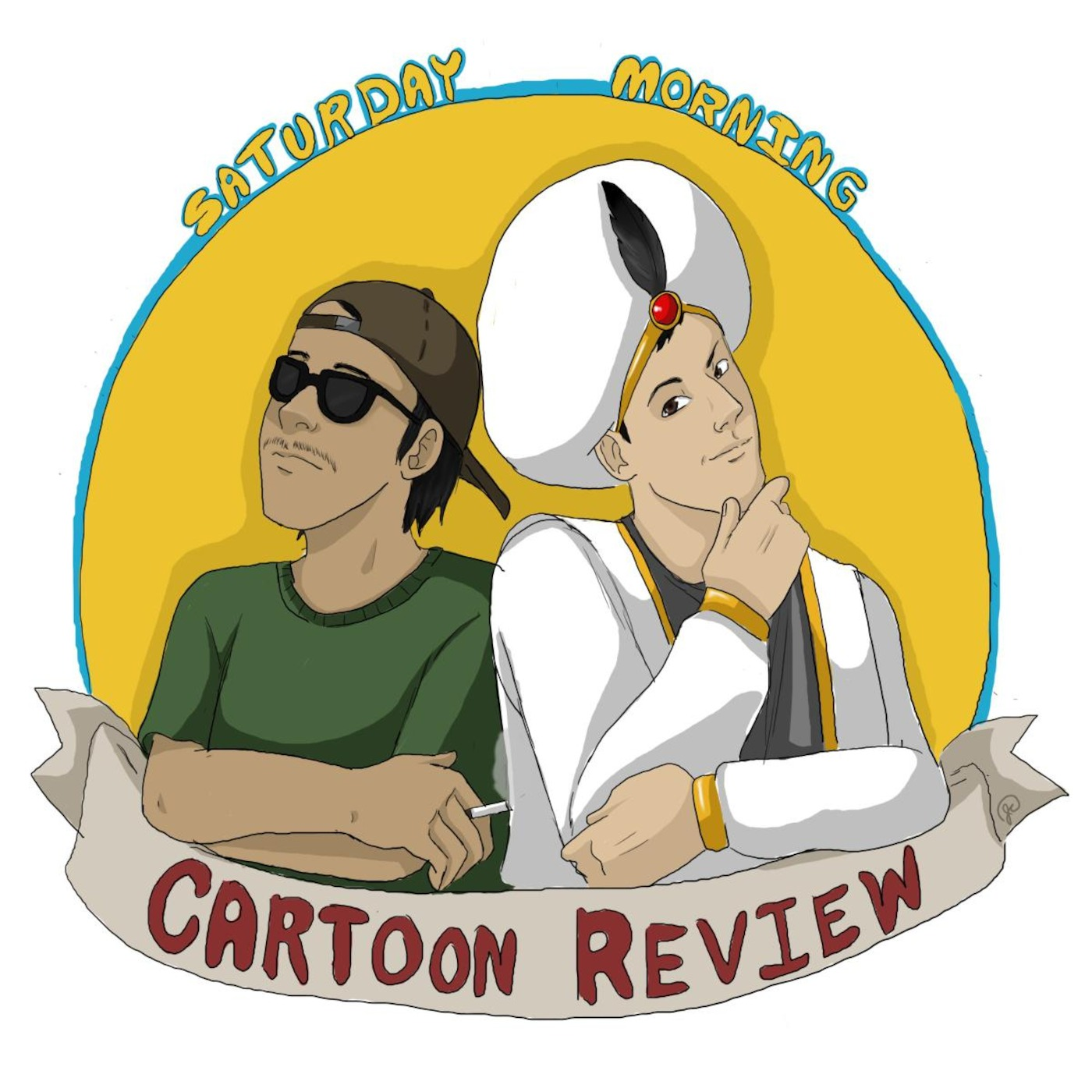 Saturday Morning Cartoon Review