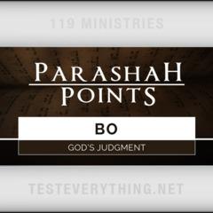 PARA1: Bo - God's Judgment