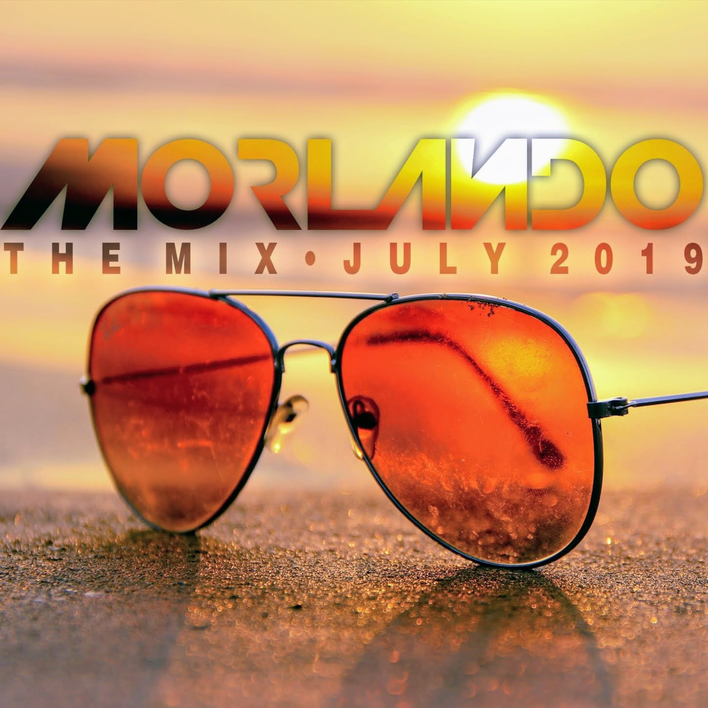 Morlando - The Mix - July 2019 Morlando - The Mix podcast