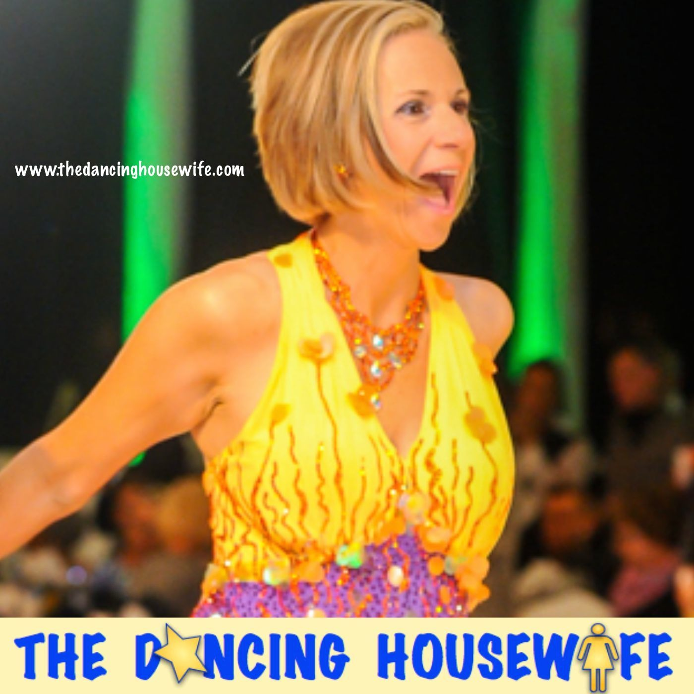 The Dancing Housewife Podcast