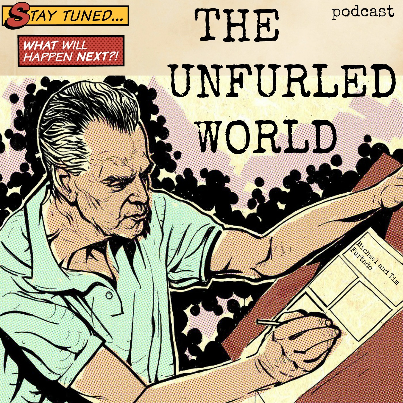 The Unfurled World Logo