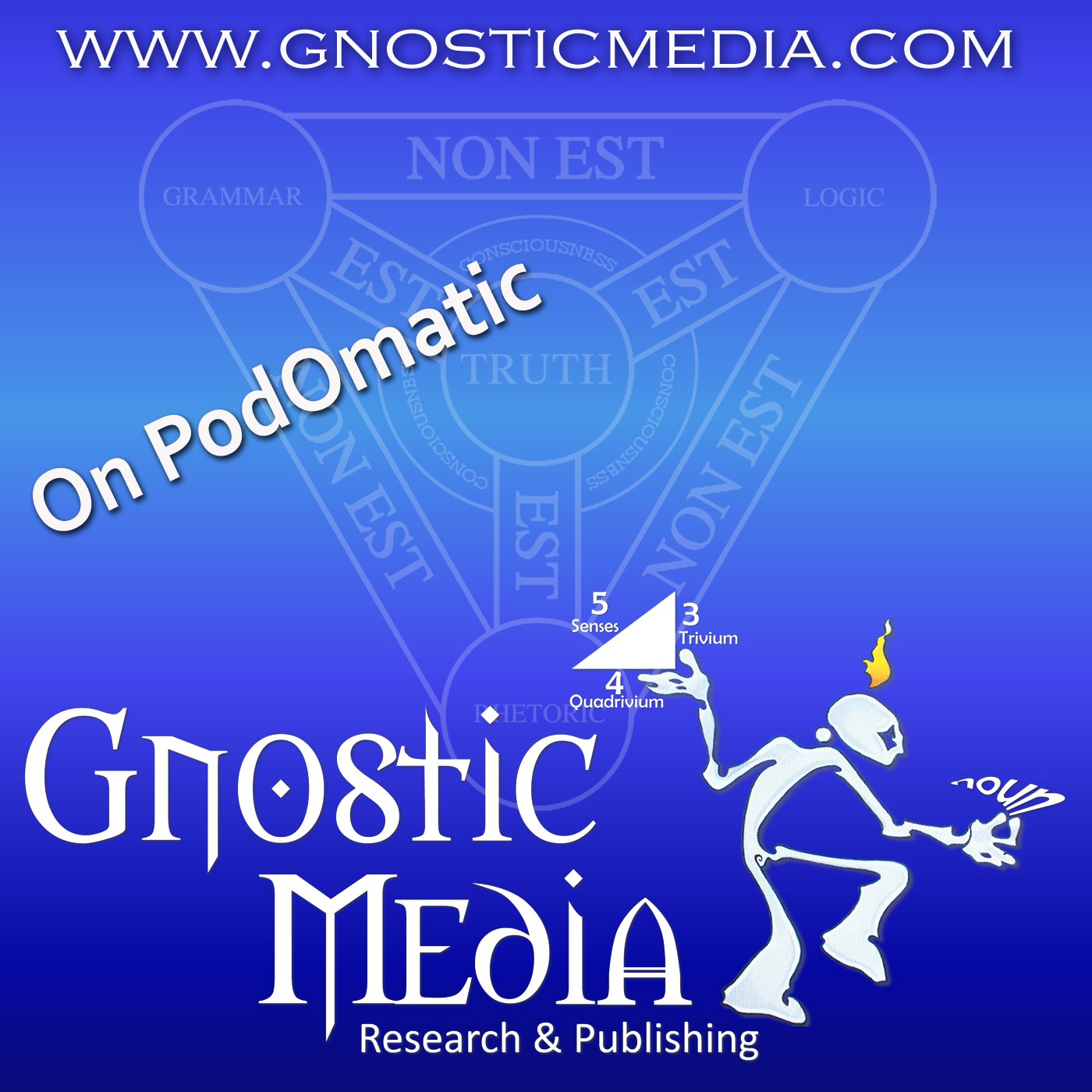 Gnostic Media Podcast - feed 2