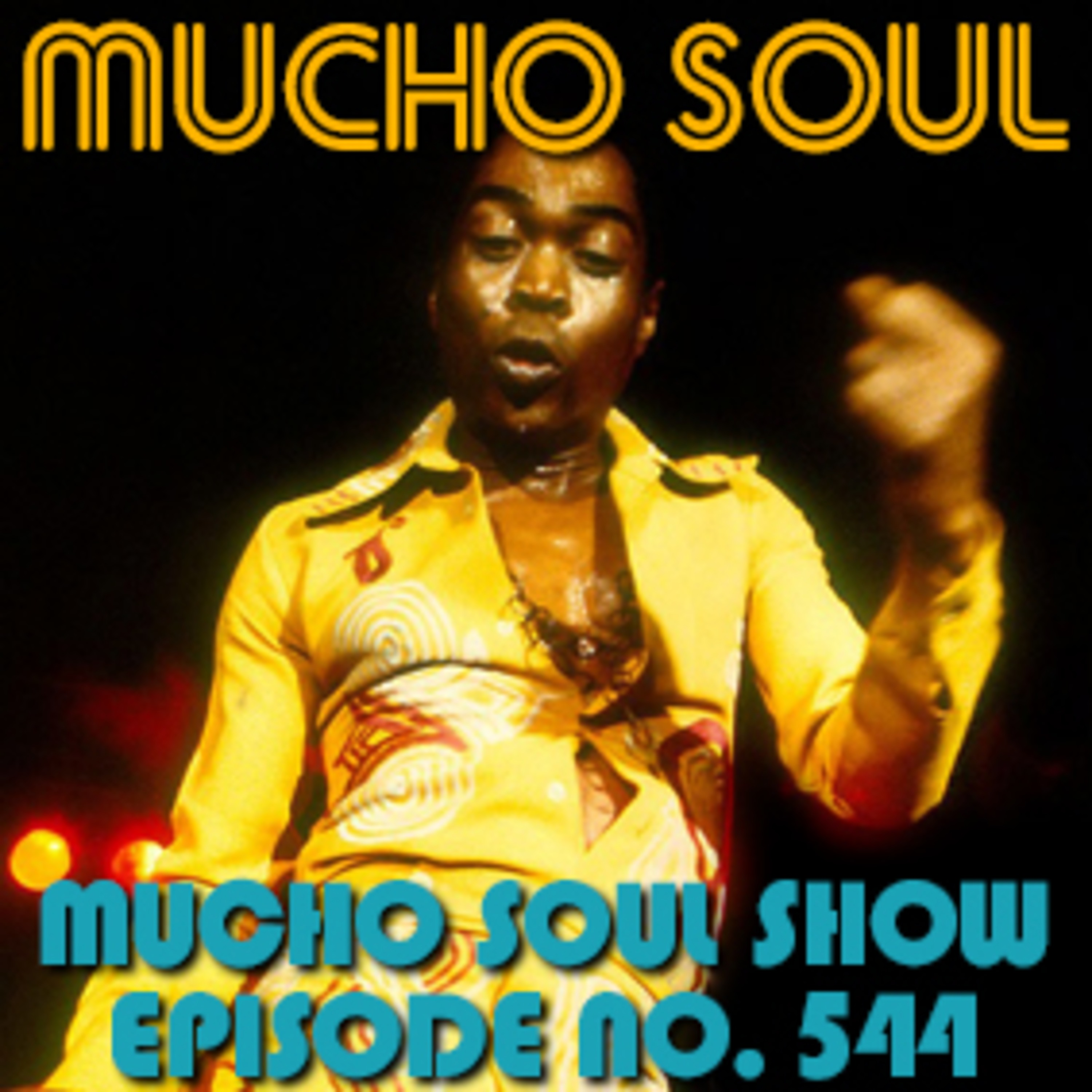 Ady Suleiman Longing For Your Love mucho soul show no. 481