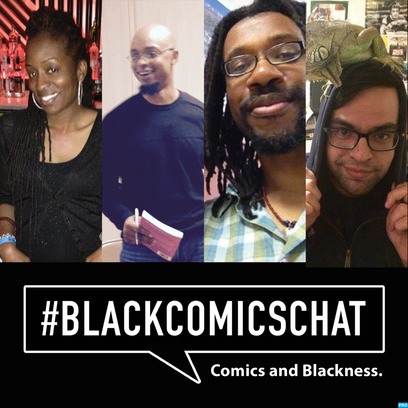 BlackComicsChat's Podcast