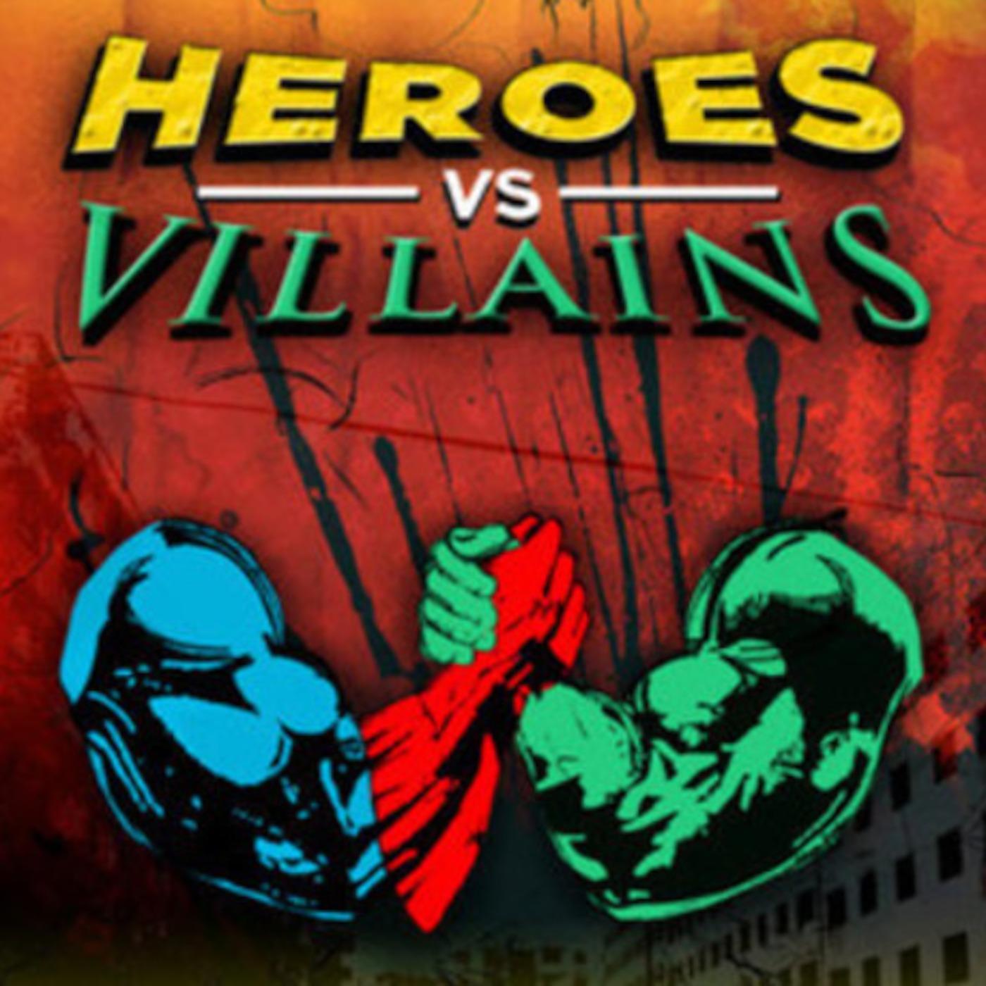 Heros villians porn pics softcore images