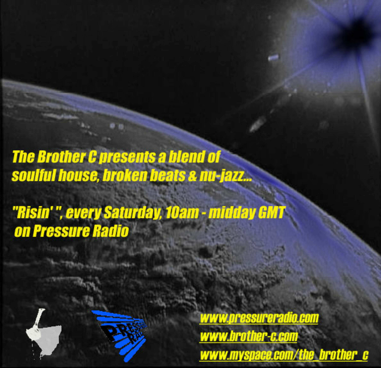 Episode 537 - The Brother C's Risin', Pressure Radio, 8 Aug 2020