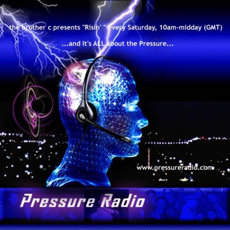 Episode 494 - The Brother C's Risin', Pressure Radio, 12 Oct 2019