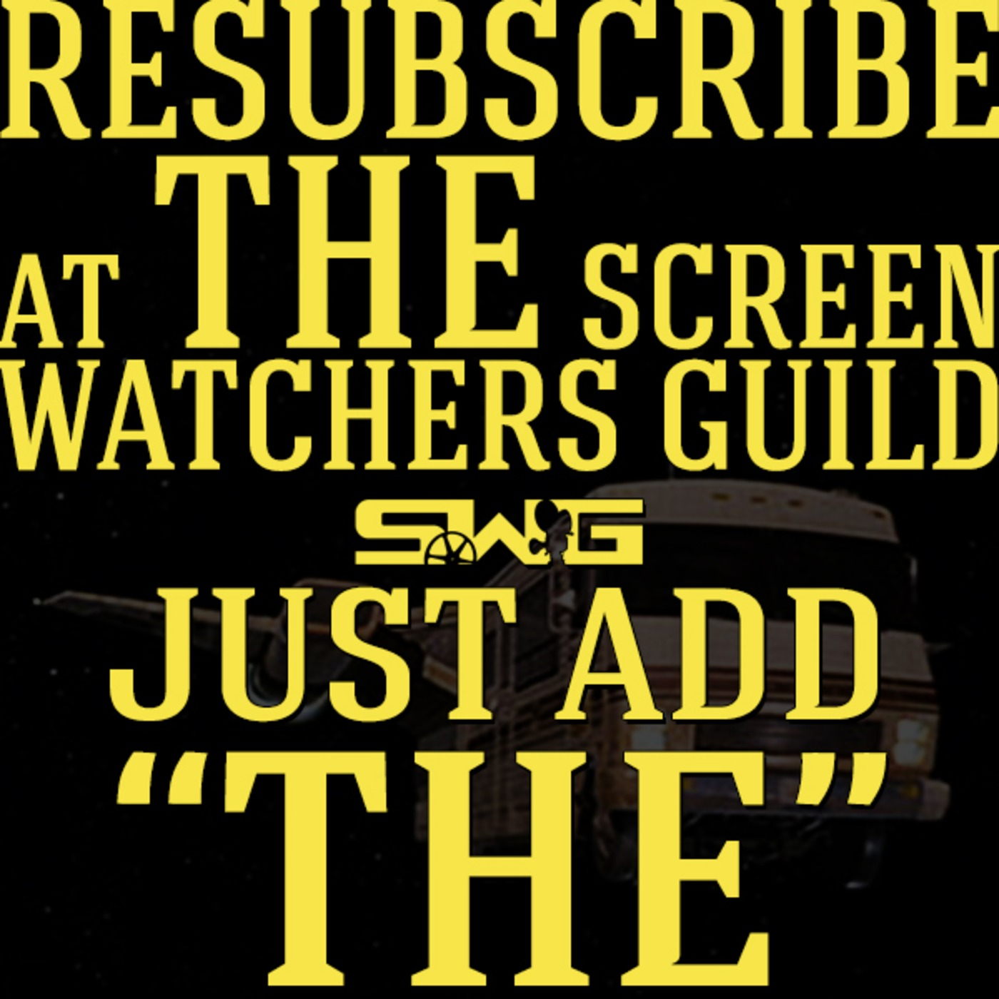 Screen Watchers Guild Podcast