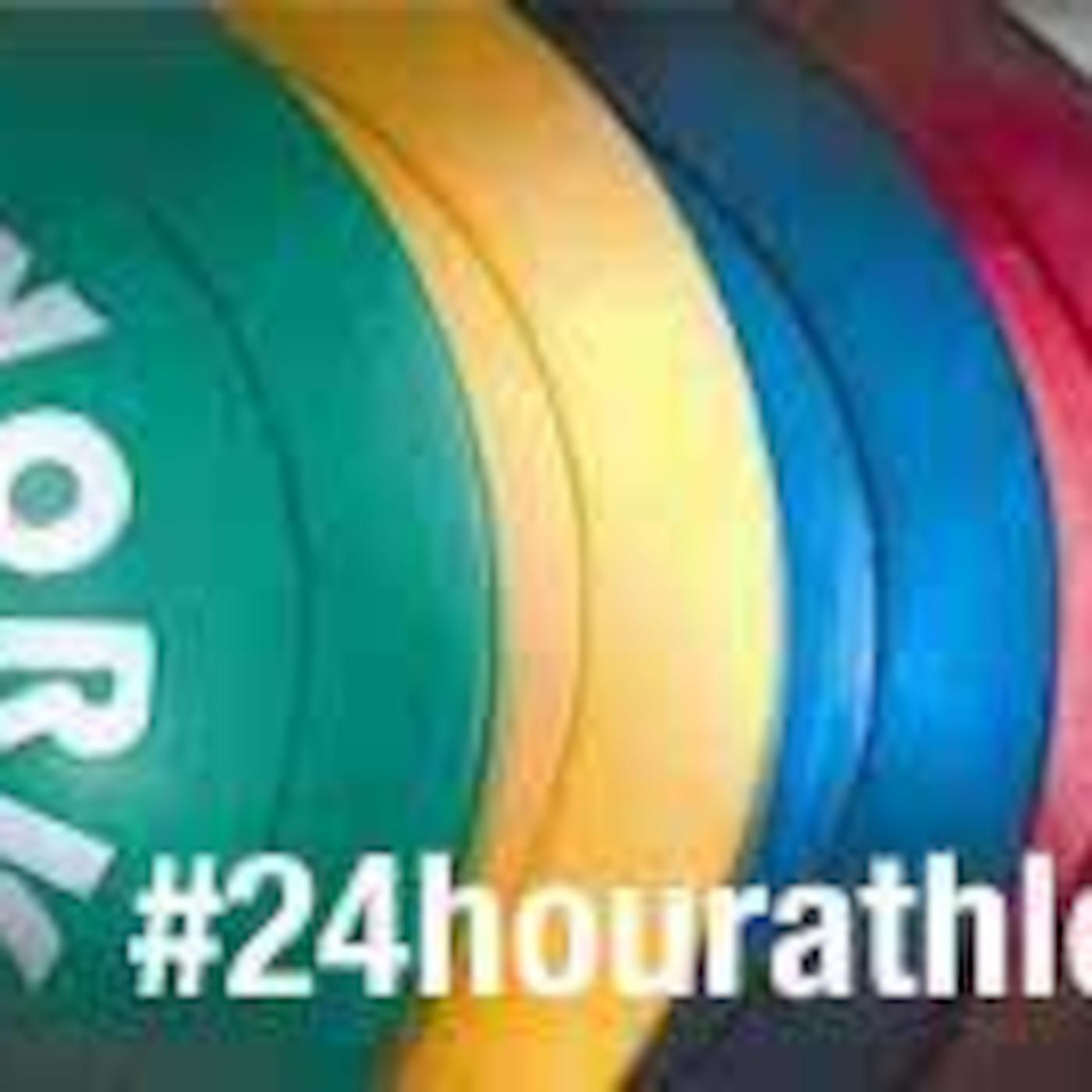 #24HourAthlete