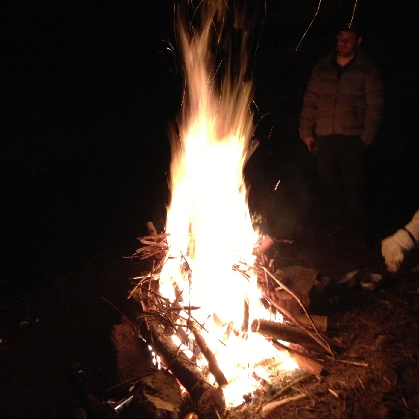 5 Men and a Fire Podcast 12.01.13