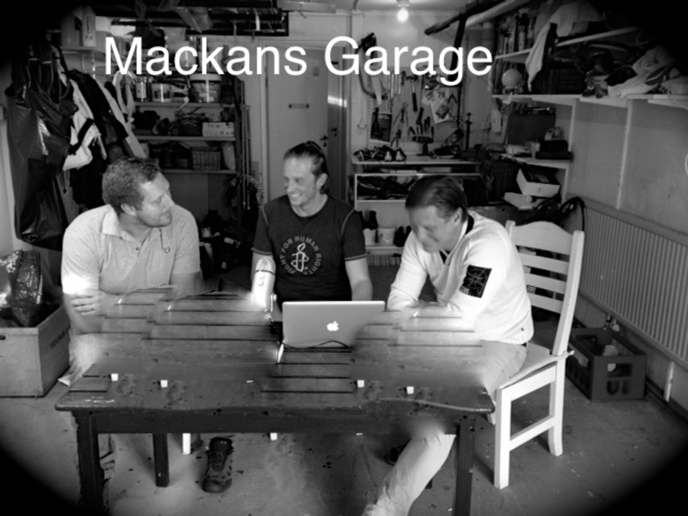 Mackans Garage's Podcast