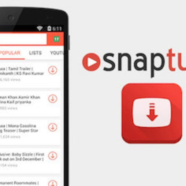Snaptube for PC Windows Download