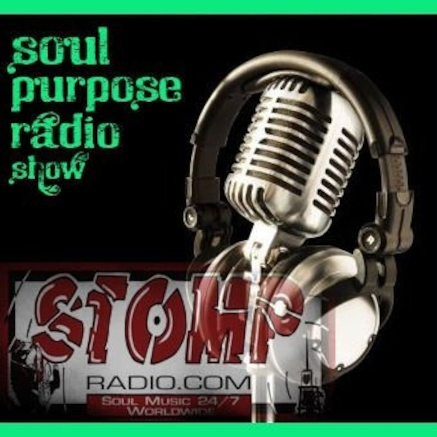 Mark Goddard's Soul Purpose Podcast