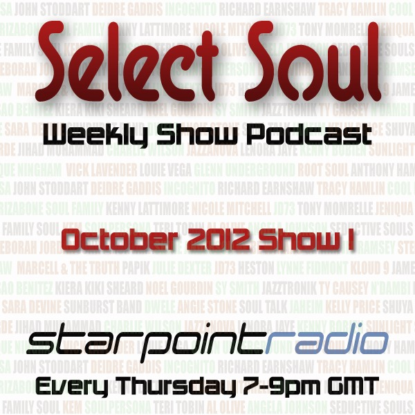 Select Soul Show - October 4th 2012