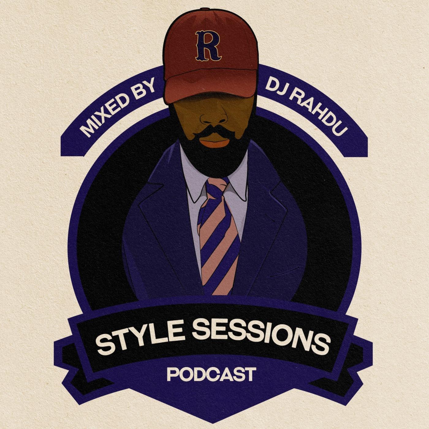 DJ Rahdu – Style Sessions 004 BamaLoveSoul Radio podcast