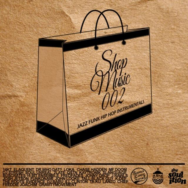 DJ Rahdu – Shop Music 002: Jazz, Funk, Hip Hop Instrumental Mix
