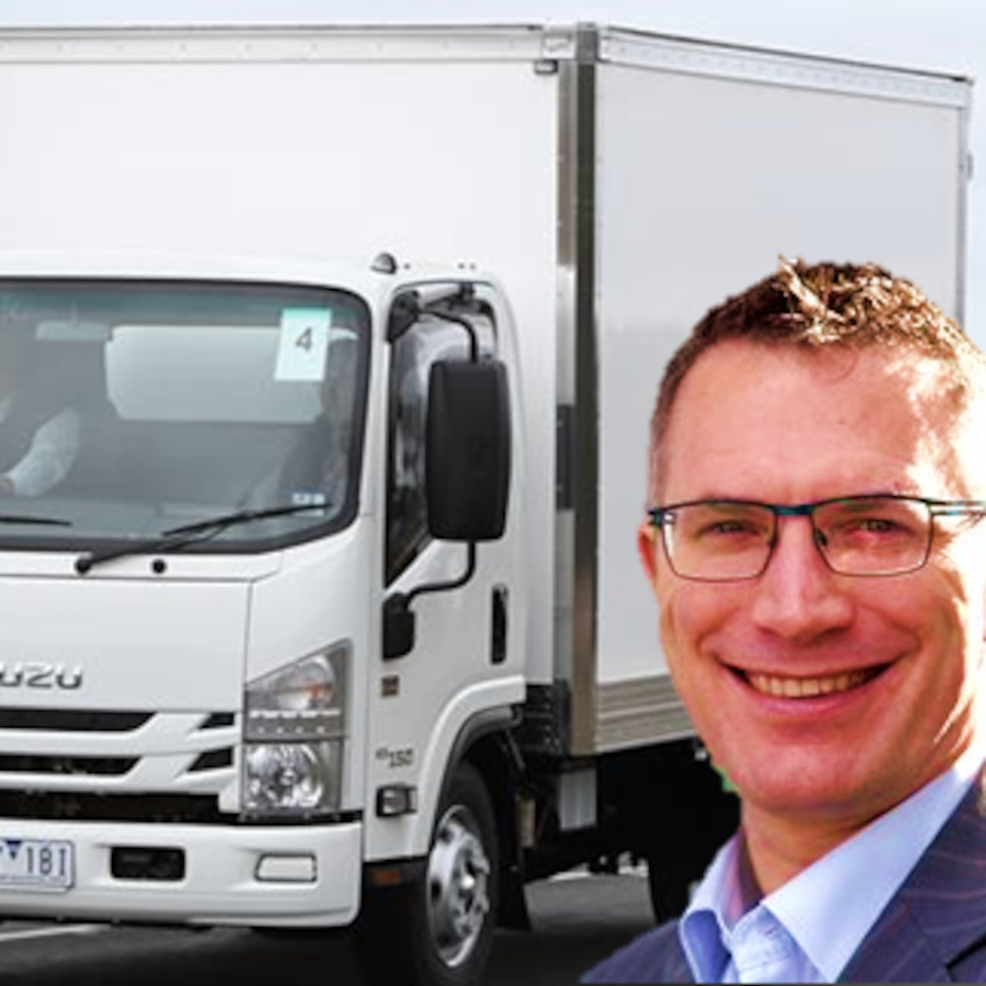 Talking Isuzu N-Series With Simon Humphries Heavy Vehicles podcast