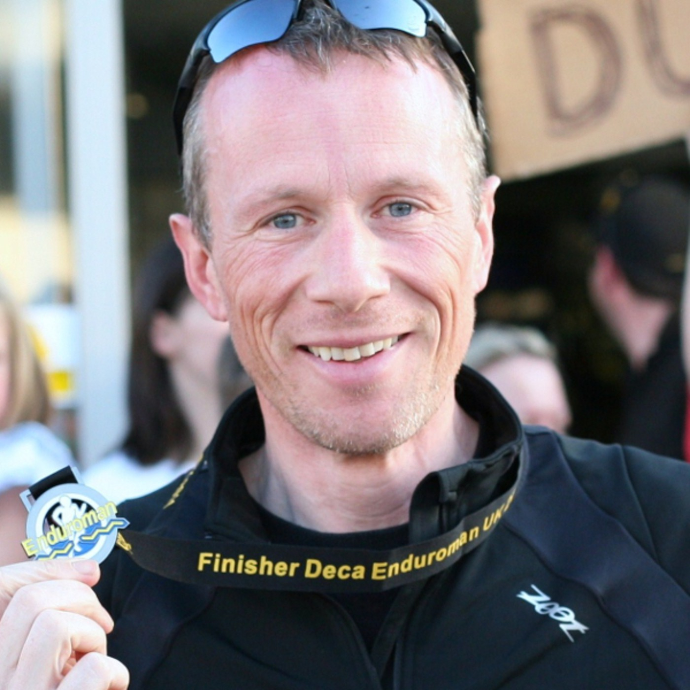 Episode 15 - Gerry Duffy - Endurance Athlete (1/2) Sporting