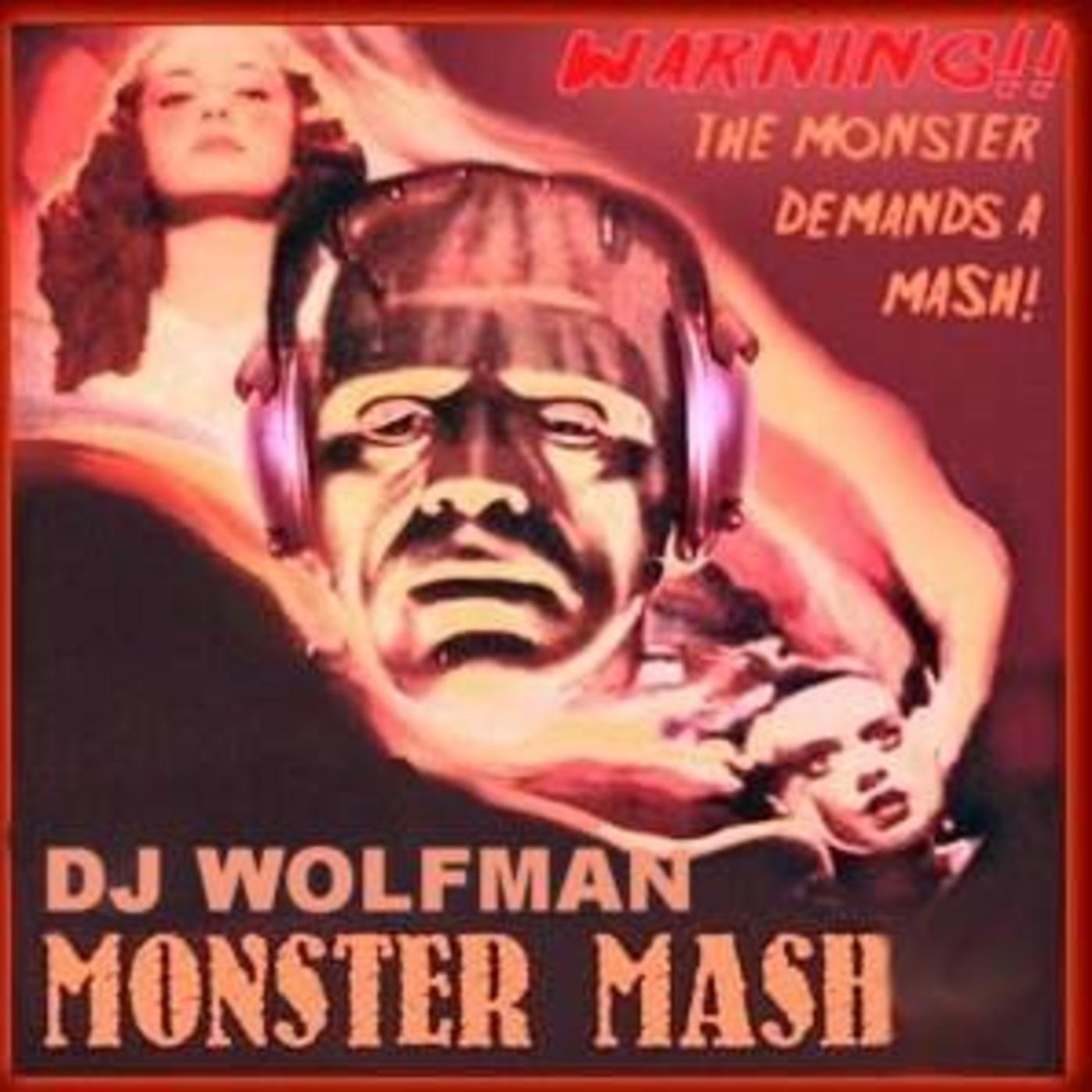 DJ Wolfman's  Monstercasts