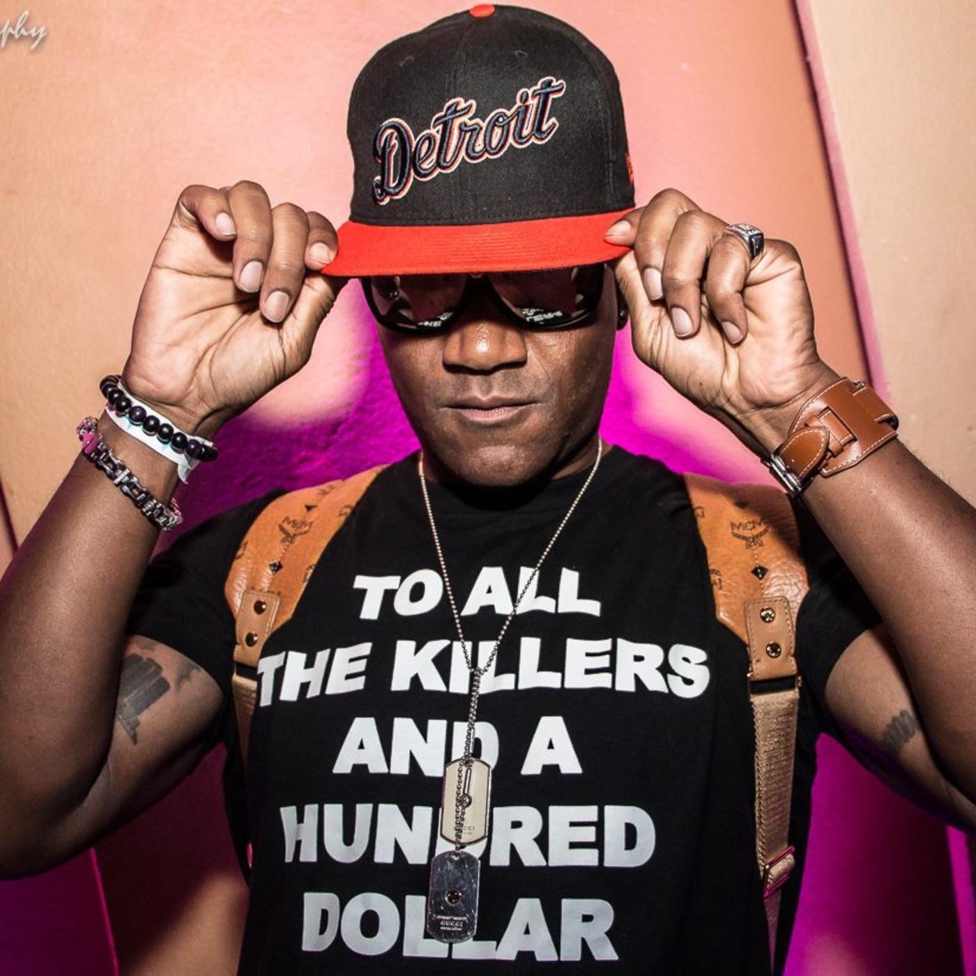 UNameItChallenge Mix (Clean) DJ Detroit podcast