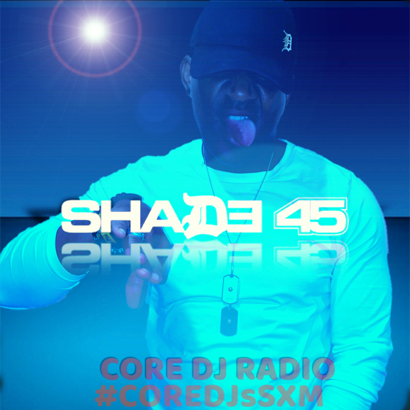 March 2017 Shade 45 Mix DJ Detroit podcast