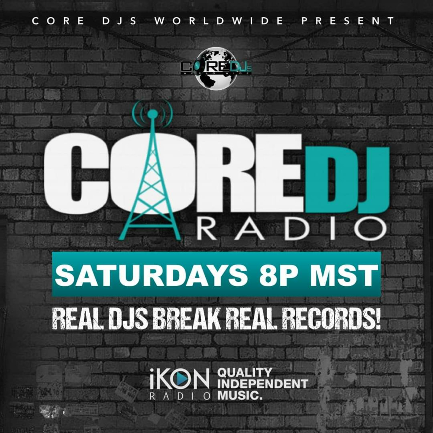 Core DJ Radio July 4th 2019 Mix (the IKon Edition) DJ