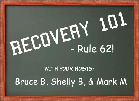 Recovery 101 Recovery Bytes!