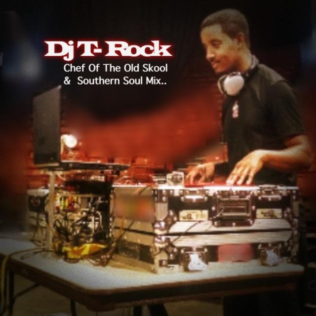 Dj T-Rock The Sunday Nite Skateland Mix