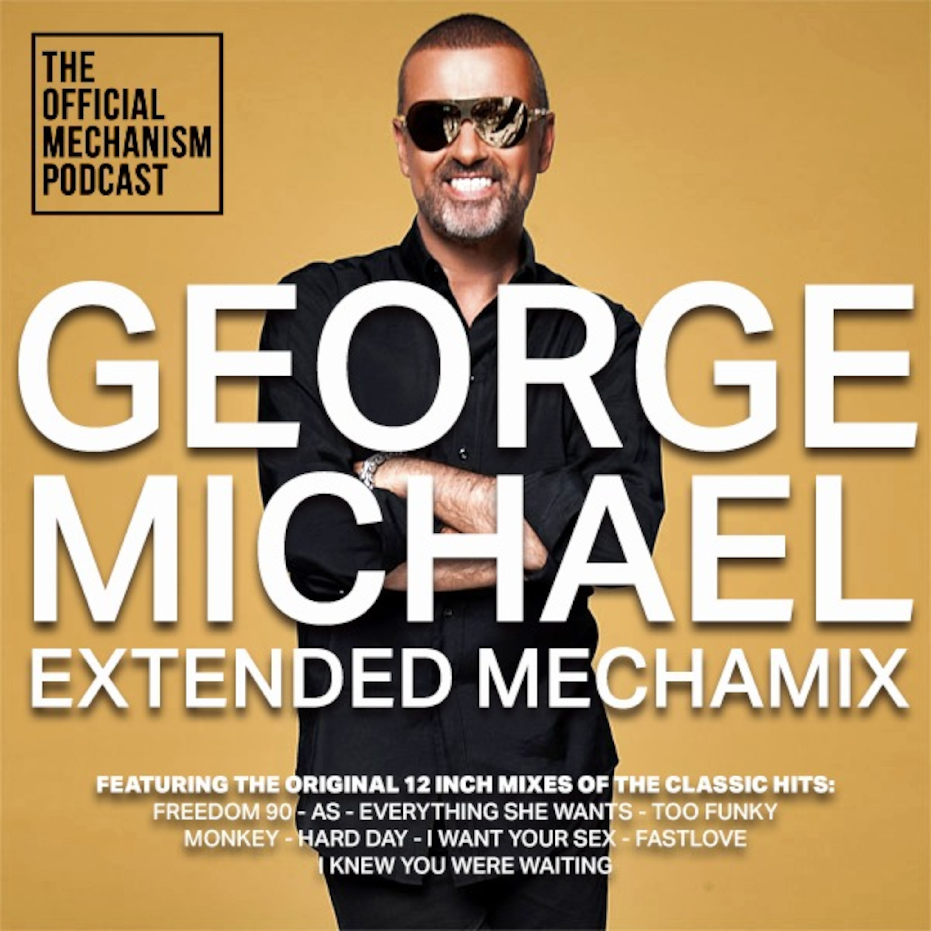 889 - GEORGE MICHAEL EXTENDED MECHAMIX THE OFFICIAL