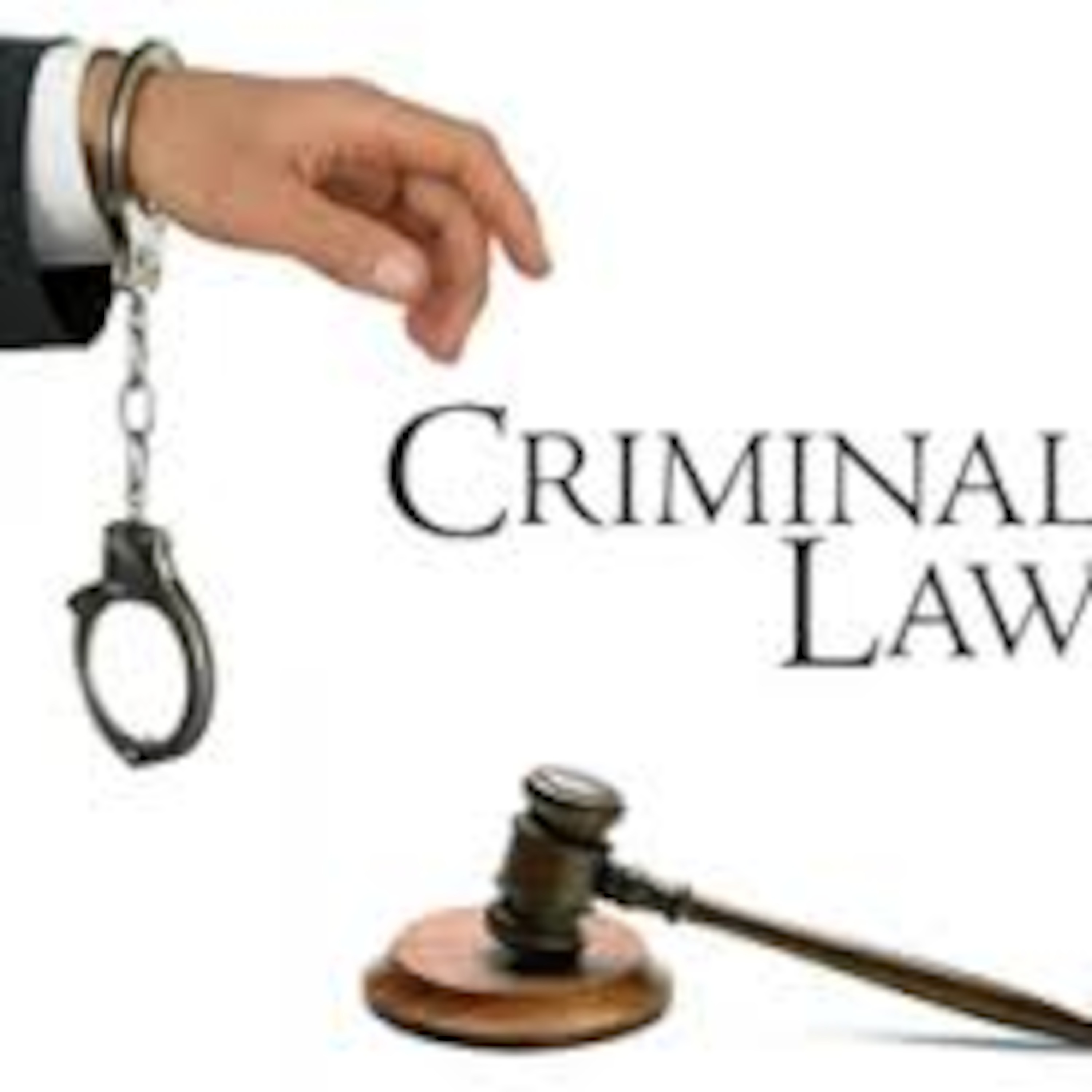 Episode 160 If it don't fit u must acquit, Criminal Law and The Criminal Process