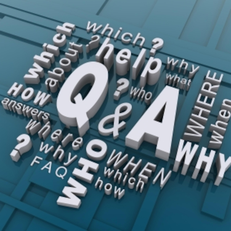 Episode 168 Straight Outta G-town, Legal Q & A