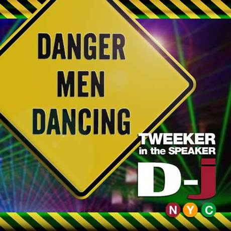 DANGER MEN DANCING