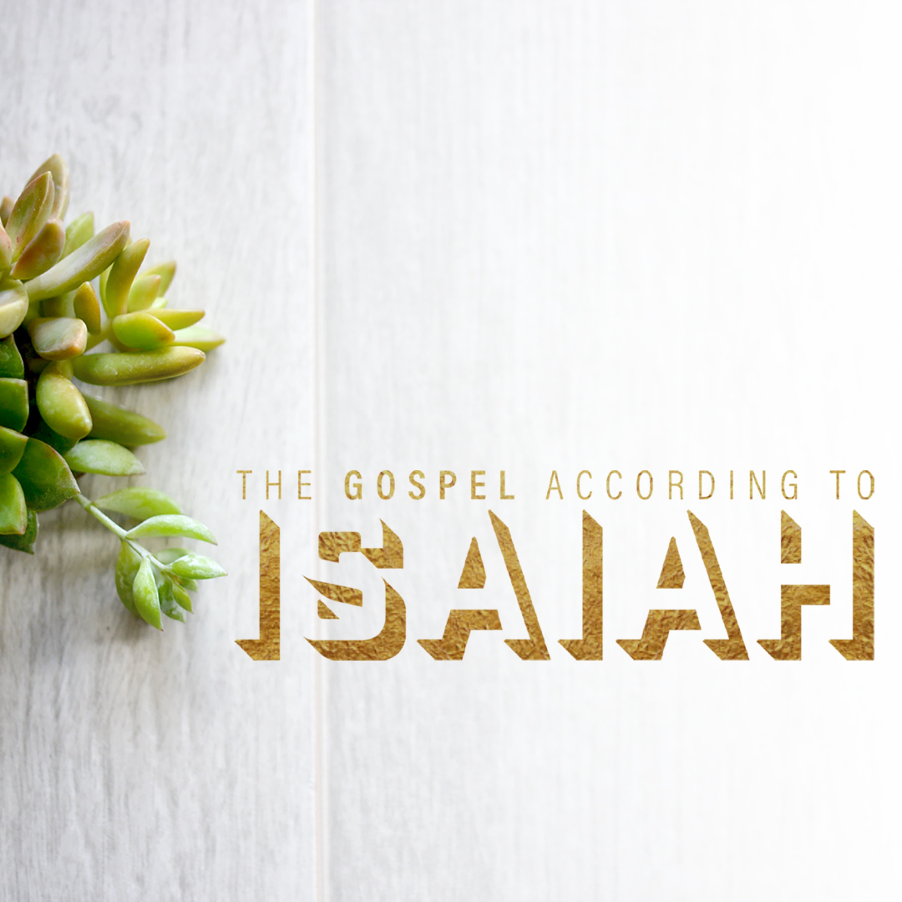 God Pays! ~ The Gospel According to Isaiah