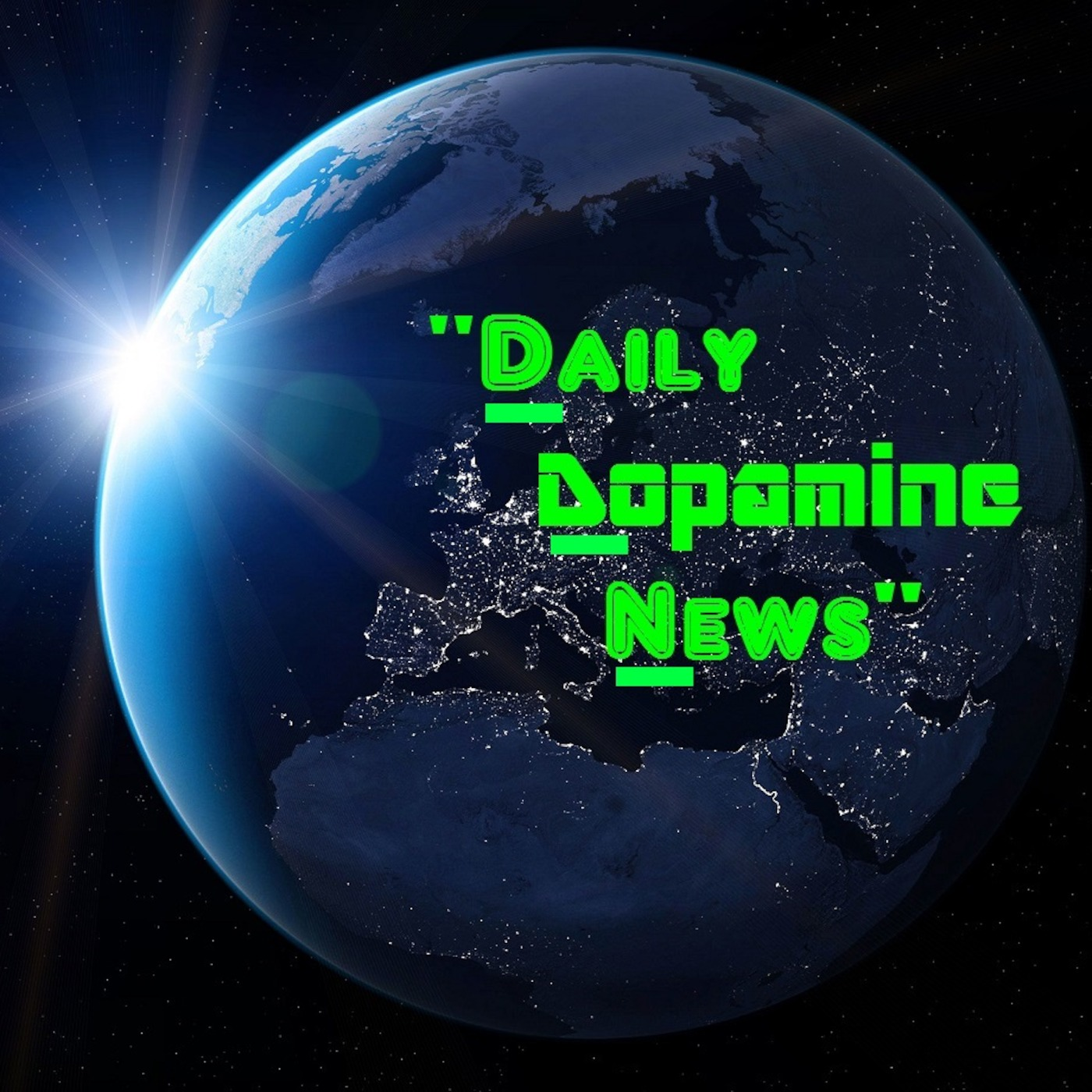 Daily Dopamine News+Music