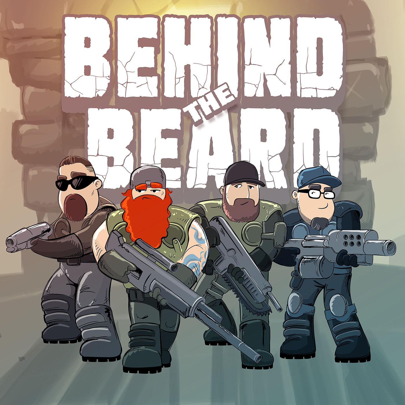 Behind the Beard Podcast