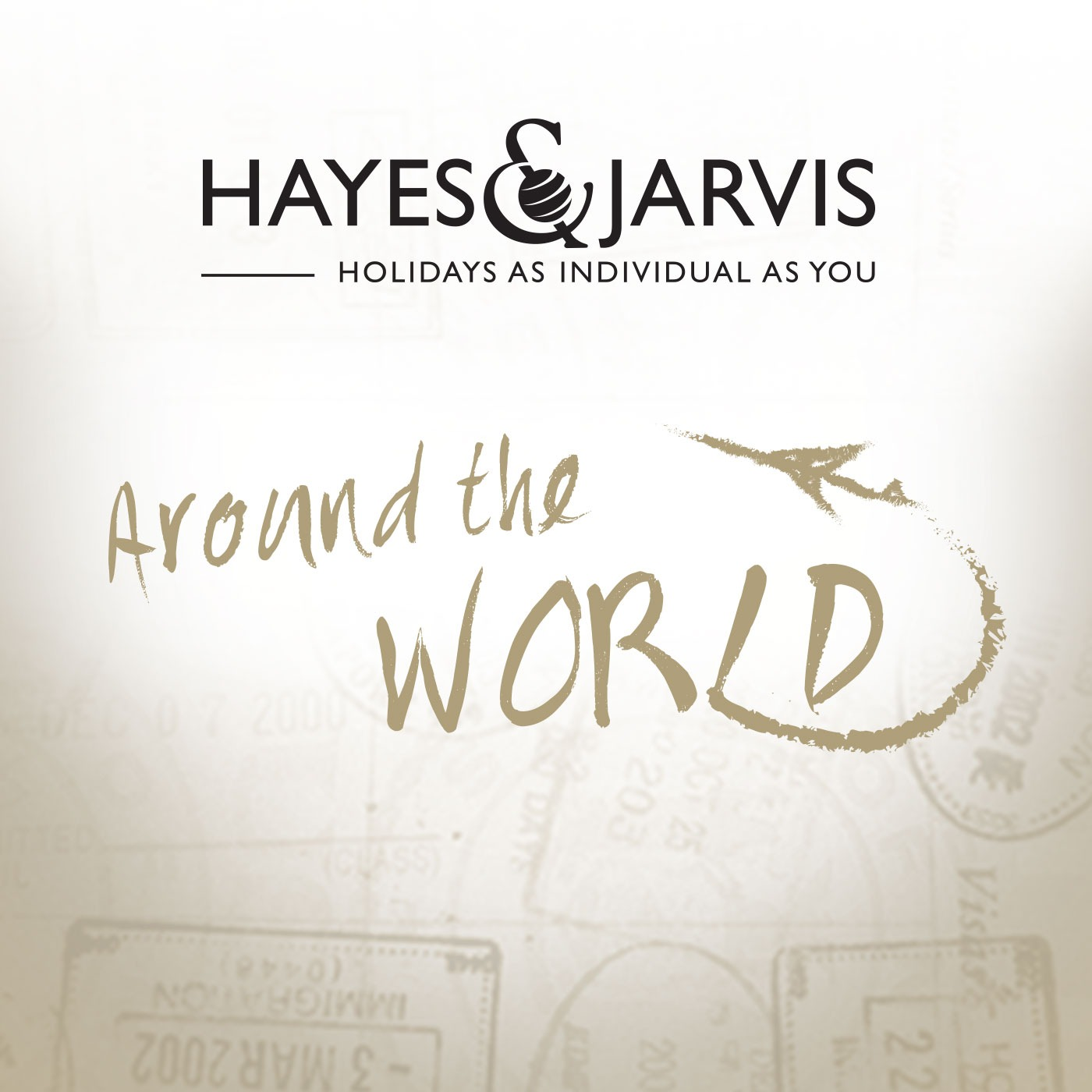 Around The World -  The Hayes and Jarvis Podcast
