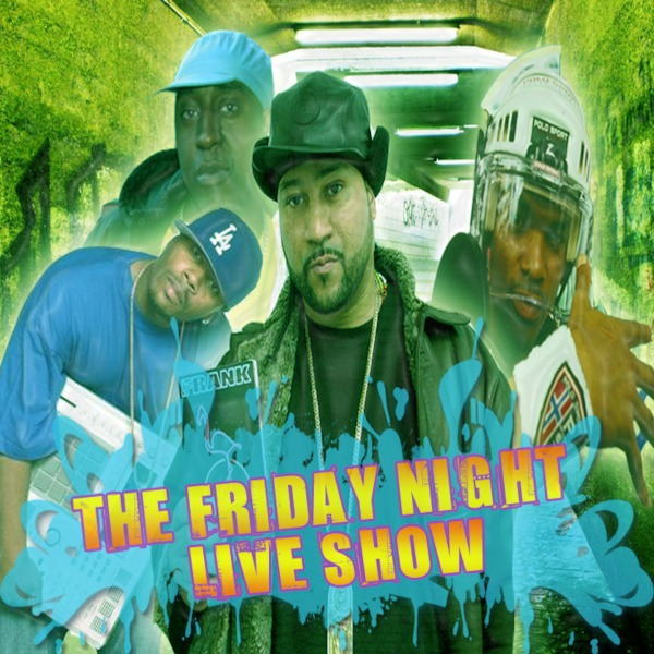 Live Guests - Paul Wall - Uncle Murder - Zion I - Thirstin Howl III - Rack Lo - Ron Browz - Asaviour -  The Conspiracy Worldwide Friday Night Live Show Part 1