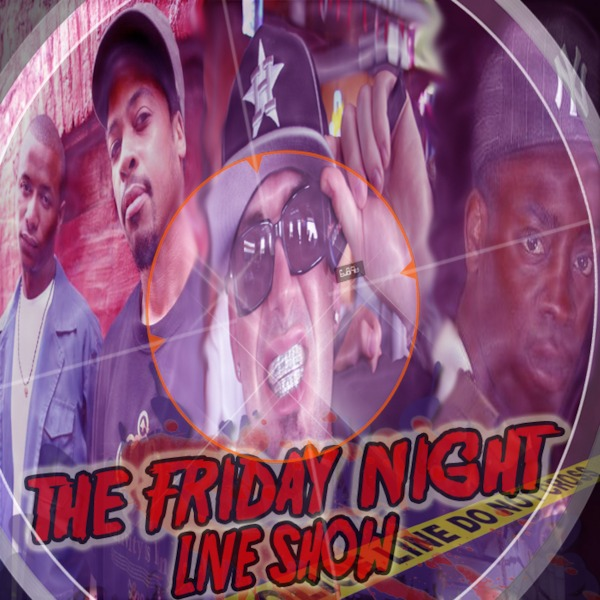 Live Guests - Paul Wall - Uncle Murder - Zion I - Thirstin Howl III - Rack Lo - Ron Browz - Asaviour -  The Conspiracy Worldwide Friday Night Live Show Part 2