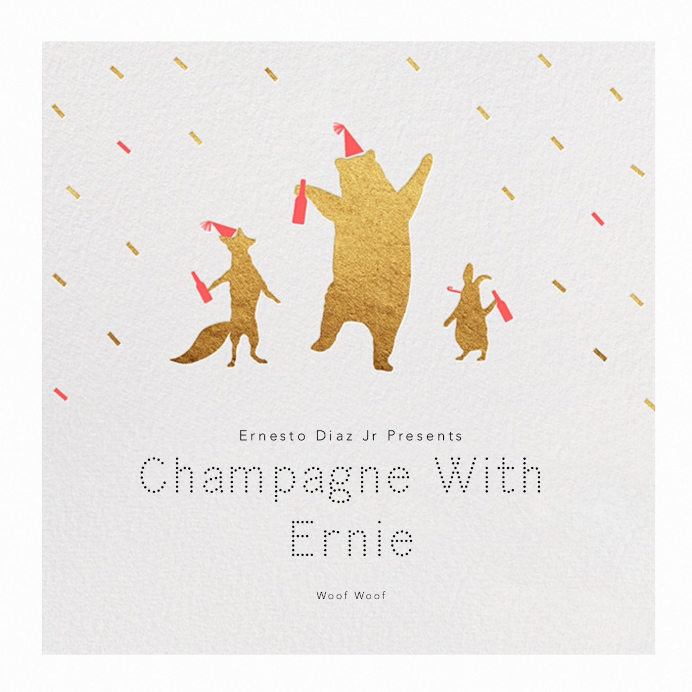 Champagne With Ernie