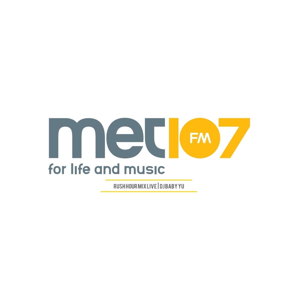 Rush Hour Mix - MET 107FM (November 30, 2018) DJ Baby Yu's